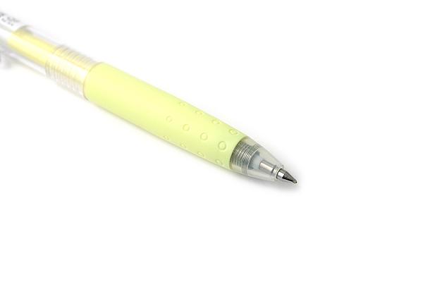 Pilot Juice Gel Pen - 0.5 mm - Pastel Yellow - PILOT LJU-10EF-PY
