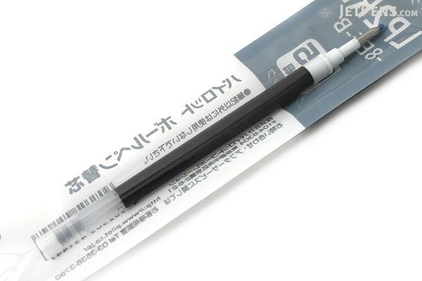 Pilot LP2RF Gel Pen Refill - 0.5 mm - Black - PILOT LP2RF-8EF-B