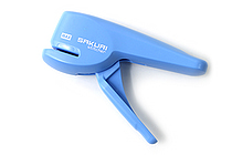 Max Sakuri Stitcher Staple-Less Stapler - Blue - MAX HPS-5-B