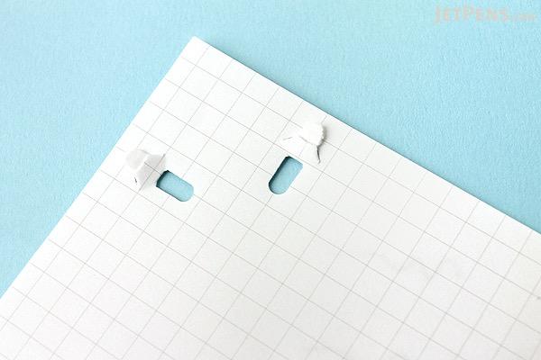 Max Sakuri Stitcher Staple-Less Stapler - Violet - MAX HPS-5-V