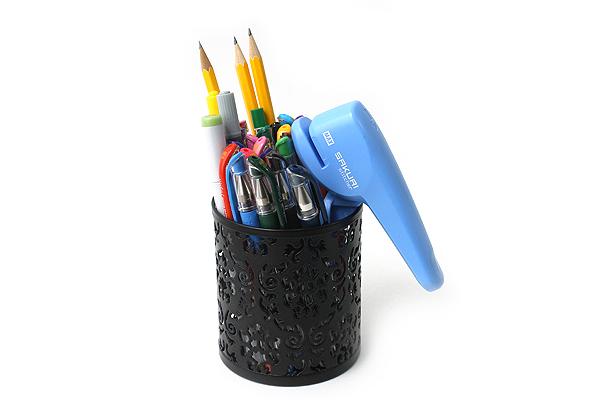 Max Sakuri Stitcher Staple-Less Stapler - Blue - MAX HPS-5-B