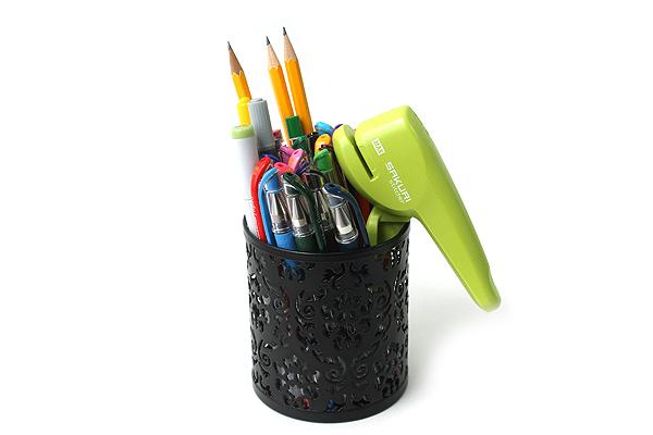 Max Sakuri Stitcher Staple-Less Stapler - Light Green - MAX HPS-5-LG