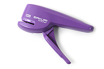 Max Sakuri Stitcher Staple-Less Stapler - Violet - MAX HPS-5-V