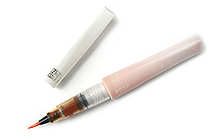 Kuretake Zig Wink of Stella Glitter Brush Pen - Orange - KURETAKE MS-55-070