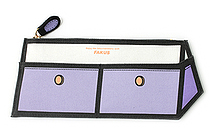 Sun-Star Fakus 2 Pencil Case - Violet - SUN-STAR S1402064