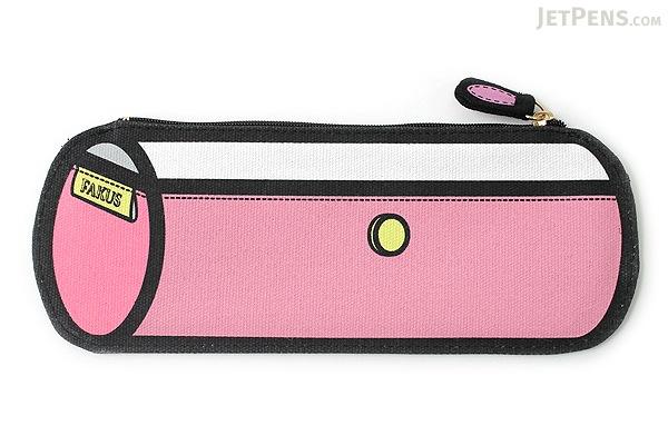 Sun-Star Fakus 2 Pencil Case - Pink - SUN-STAR S1402072