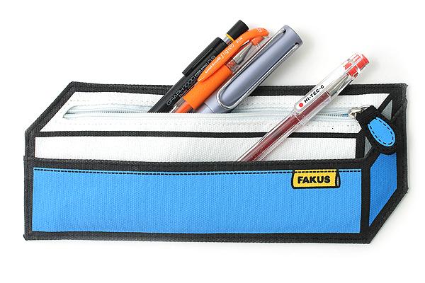 Sun-Star Fakus 2 Pencil Case - Blue - SUN-STAR S1402080