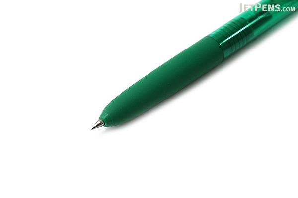 Uni-ball Signo RT1 UMN-155 Gel Pen - 0.38 mm - Green - UNI UMN15538.6