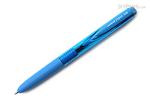Uni-ball Signo RT1 UMN-155 Gel Pen - 0.38 mm - Light Blue - UNI UMN15538.8