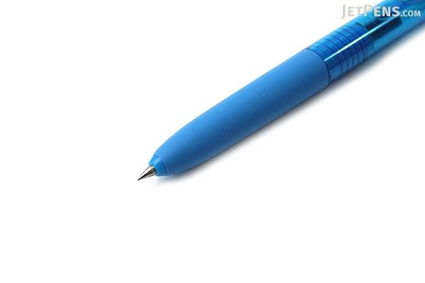 Uni-ball Signo RT1 UMN-155 Gel Pen - 0.38 mm - Light Blue - UNI UMN15538.8