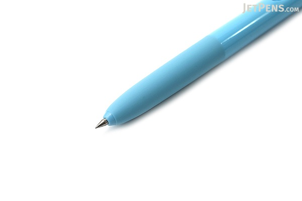 Uni-ball Signo RT1 UMN-155C Gel Pen - 0.38 mm - Black Ink - Aqua Body - UNI UMN155C38.32