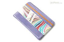 "Rhodia Rhodiarama Webnotebook - 3.5"" x 5.5"" - Lined - Iris - RHODIA 118649"