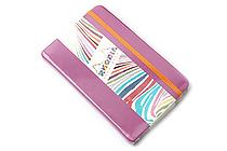 "Rhodia Rhodiarama Webnotebook - 3.5"" x 5.5"" - Lined - Lilac - RHODIA 118651"