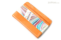 "Rhodia Rhodiarama Webnotebook - 3.5"" x 5.5"" - Lined - Orange - RHODIA 118655"