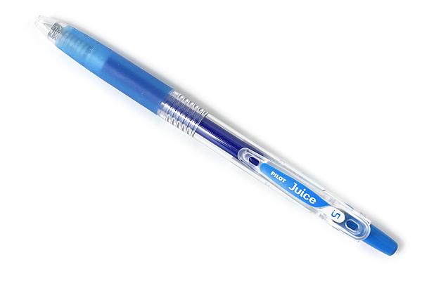 Pilot Juice Gel Pen - 0.5 mm - Aqua Blue - PILOT LJU-10EF-AL
