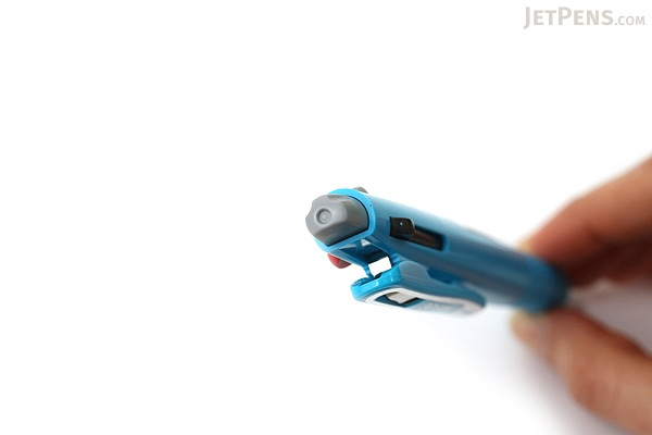Zebra Sarasa 2+S 2 Color 0.5 mm Gel Ink Multi Pen + 0.5 mm Pencil - Light Blue Body - ZEBRA SJ2-LB