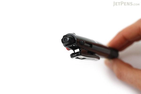 Zebra Sarasa 2+S 2 Color 0.5 mm Gel Ink Multi Pen + 0.5 mm Pencil - Dark Black Body - ZEBRA SJ2-DBK
