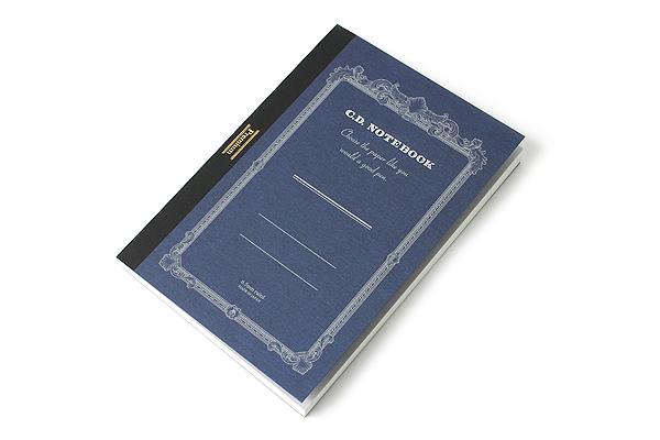 Apica Premium C.D. Notebook - A6 - 6.5 mm Rule - 96 Sheets - Bundle of 3 - APICA CDS70Y BUNDLE