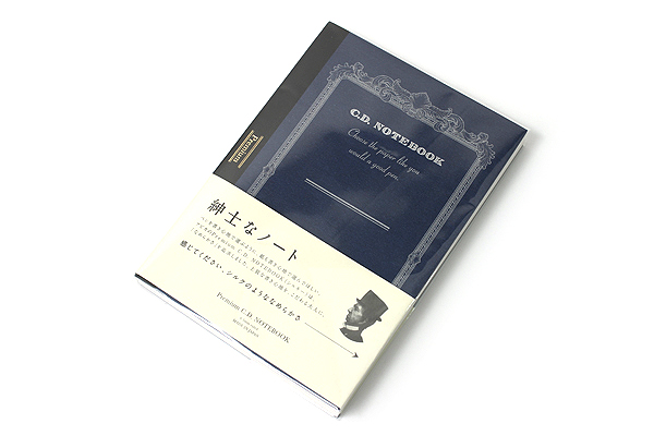 Apica Premium C.D. Notebook - A6 - 6.5 mm Rule - APICA CDS70Y