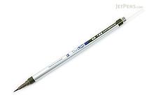 Akashiya Sai ThinLine Brush Pen - Extra Fine - Chitosemidori (Pine Tree Green) - AKASHIYA TL300-04
