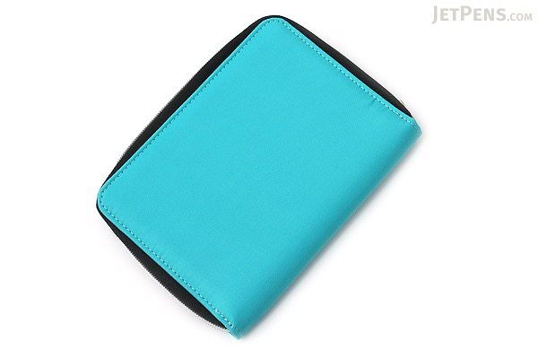 Raymay Nilon Multi-Use Covered Notebook - A6 - Blue - RAYMAY CN142 A