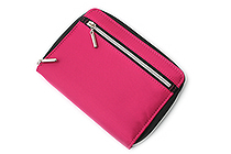 Raymay Nilon Multi-Use Covered Notebook - A6 - Pink - RAYMAY CN142 P