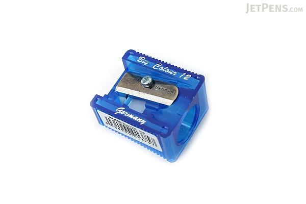Kum Big 12R Ice Pencil Sharpener - 12 mm - Blue - KUM 303.60.21 B