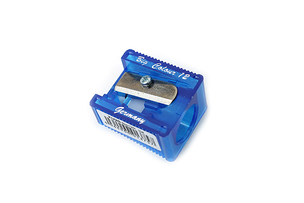 Kum Big 12R Ice Pencil Sharpener - 12 mm - Blue - KUM 303.60.21 B