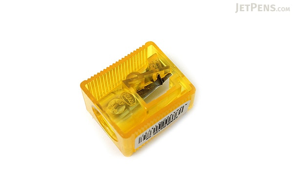 Kum Big 12R Ice Pencil Sharpener - 12 mm - Yellow - KUM 303.60.21 Y
