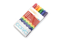 Copic Ciao Marker - 6 Color Set - Primary - COPIC I6PRIMARY