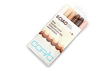 Copic Ciao Marker - 6 Color Set - Skin - COPIC I6SKIN