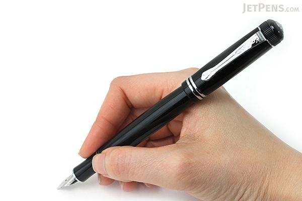 Kaweco Dia2 Fountain Pen - Chrome Accents - Medium Nib - KAWECO 10000558