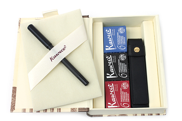 Kaweco Eyedropper 1910 Fountain Pen with Luxury Gift Box - Fine Nib - Limited Edition - KAWECO 10000353