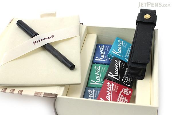 Kaweco Eyedropper 1910 Fountain Pen with Luxury Gift Box - Medium Nib - Limited Edition - KAWECO 10000352