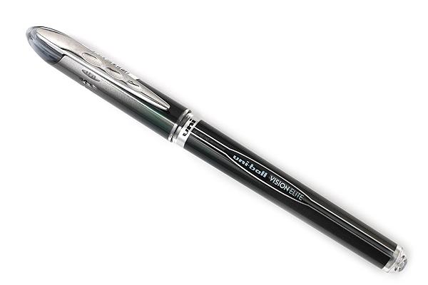 Uni-ball Vision Elite Rollerball Pen - 0.5 mm - Black - SANFORD 69175