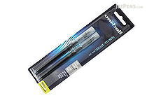 Uni-ball Vision Elite Rollerball Pen Refill - 0.8 mm - Black - Pack of 2 - UNI-BALL 61233PP
