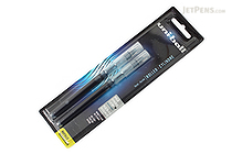 Uni-ball Vision Elite Rollerball Pen Refill - 0.8 mm - Blue Black - Pack of 2 - UNI-BALL 61234PP