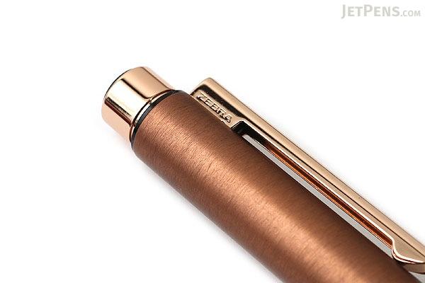 Zebra Sharbo X Premium TS10 Pen Body Component - Bronze Ocher Body - ZEBRA SB21-A-BOC