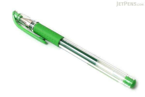 Uni-ball Signo UM-151 Gel Pen - 0.38 mm - Lime Green - UNI UM151.5