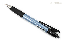 Pilot Opt Ballpoint Pen - 0.7 mm - Line Metal (Blue) Body - PILOT BOP-20F-LM