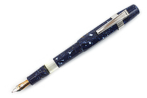 Kaweco Limited Edition Combimatic Celluloid Fountain Pen - Broad Nib - Blue Body - KAWECO 10000365