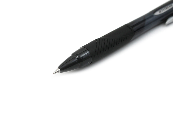 Uni Jetstream Standard Ballpoint Pen - 0.38 mm - Black Ink - Black Body - UNI SXN15038 .24