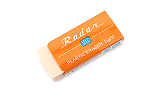 Seed Colorful Radar Light 100 Eraser - Orange - SEED EP-KL100-O