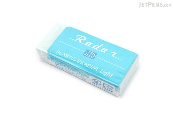 Radar Plastic Eraser - Goods for the Study - McNally ...