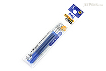 Pilot FriXion Ball Slim Gel Pen Refill - 0.38 mm - Blue - Pack of 3 - PILOT LFBTRF30UF3L