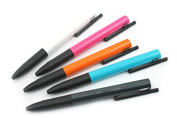 Lamy Tipo Rollerball Pen - Medium Point - Turquoise Body - Black Ink - LAMY L337TE