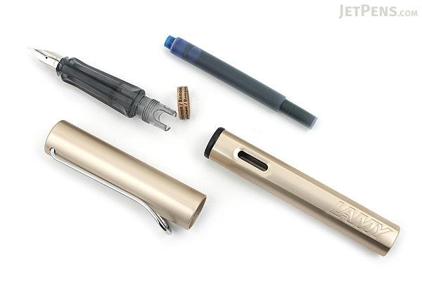 Lamy Al-Star Fountain Pen - Medium Nib - Pearl Body - LAMY L20M