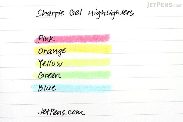 Sharpie Gel Highlighter - Green - SHARPIE 1809549
