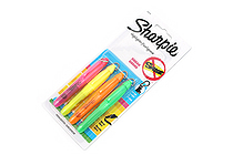 Sharpie Mini Highlighter - 4 Color Set - SHARPIE 20374