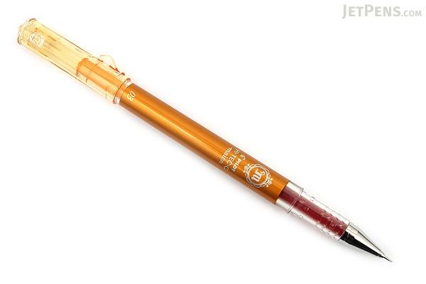 Pilot Hi-Tec-C Maica Gel Pen - 0.3 mm - Apricot Orange - PILOT LHM-15C3-AO